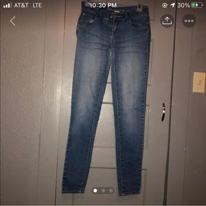 blue asphalt jeans size 5R